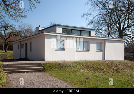 haus am horn model house of the weimar bauhaus a unesco world heritage site by walter gropius