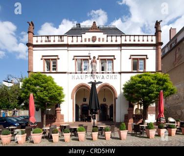 Guardhouse, Hauptwache, Wetzlar, Hesse, Germany, Europe, PublicGround - Stock Photo