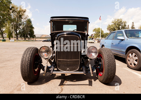 Ford Model A, ca. 1929 - Stock Photo
