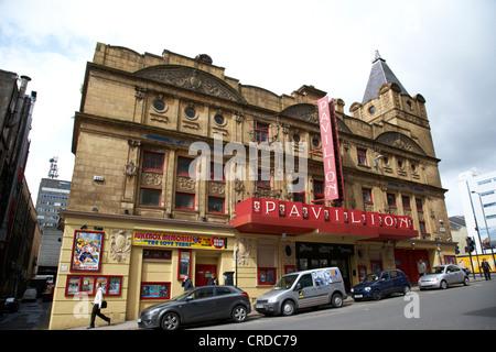 the pavilion theatre scottish national theatre of variety glasgow scotland uk - Stock Photo