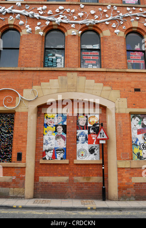 Afflecks Palace alternative store in Manchester. - Stock Photo