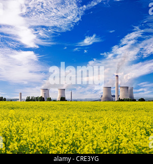 Power Station, Didcot, Oxfordshire, UK - Stock Photo