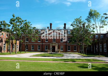 the palace of bromley and civic centre bromley kent uk 2012 - Stock Photo