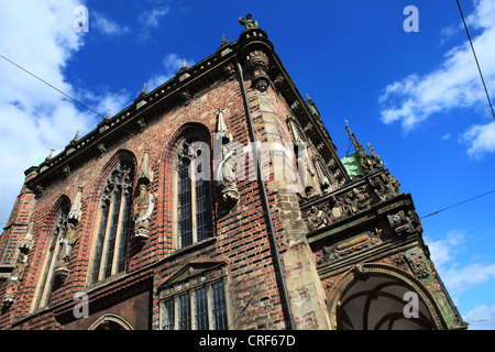 Bremen town square, Germany 2012