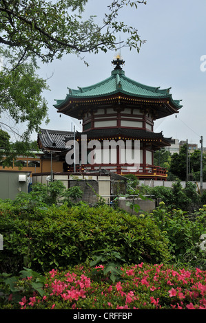 Bentendo temple, Ueno, Tokyo, Japan, Asia - Stock Photo