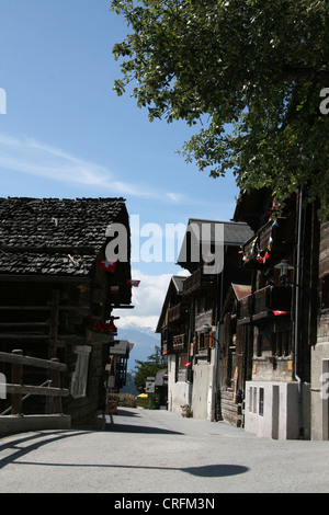 Village of St-Luc - Stock Photo