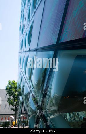 Prada Aoyama Store by Herzog & de Meuron, Tokyo, Japan - Stock Photo