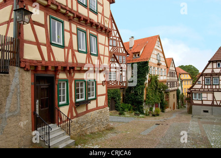 timber frame building in the downtown of london uk stock photo 77488374 alamy. Black Bedroom Furniture Sets. Home Design Ideas
