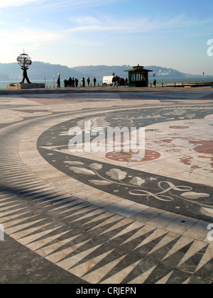 memorial place in Bel�m for the famous explorers who set off on their voyages of discovery from here, Portugal, Lisbon