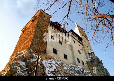 Bran Castle, Romania, Transsylvania, Brasov