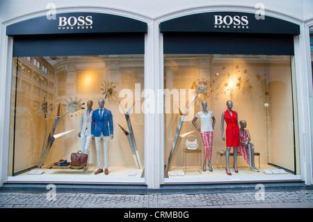 A clothing store , Copenhagen, Denmark Stock Photo, Royalty Free Image: 89197431 - Alamy