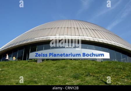 Zeiss Planetarium Bochum - Stock Photo