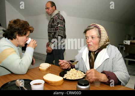 Suppenkueche in Oradea, Romania Stock Photo: 49106621 - Alamy