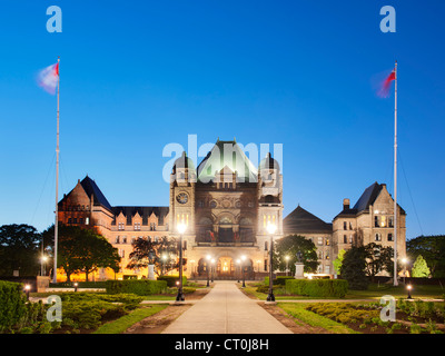 Ontario Legislative Assembly Legislature, Toronto - Stock Photo