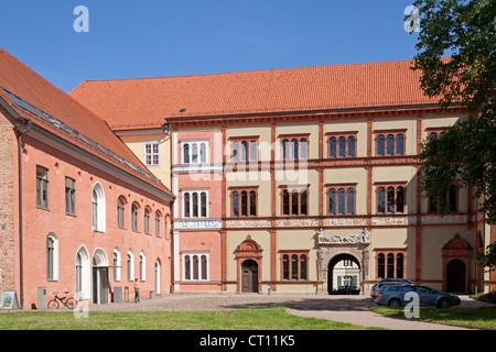 Fuerstenhof, Wismar, Mecklenburg-West Pomerania, Germany - Stock Photo