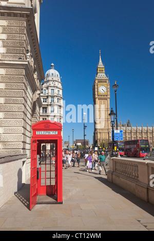 Iconic London, England - Stock Photo