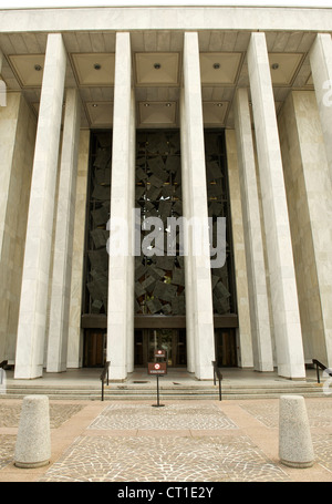 Library of Congress (Madison Building) in Washington DC, USA. - Stock Photo