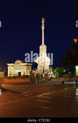 Tower of San Rafael, Cordoba - Stock Photo