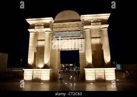 Arco del Triunfo Cordova - Stock Photo