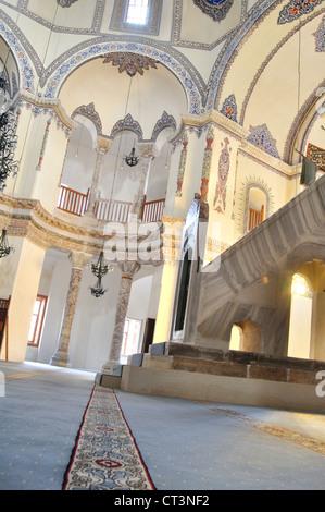 Interior Of Little Aya Sofya Mosque (kucuk Ayasofya Camii ...