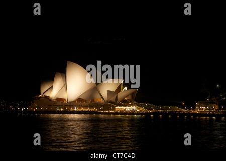 Sydney Opera House, Sydney, Australia - Stock Photo