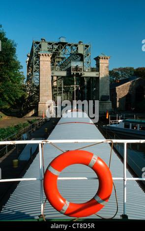 Waltrop, Old Ship Henrichenburg