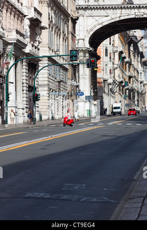 Streets In Genoa Stock Photo Royalty Free Image 88463963
