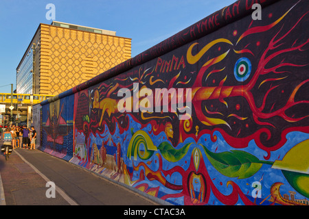 Berlin wall mural east side gallery berlin germany for Berlin wall mural