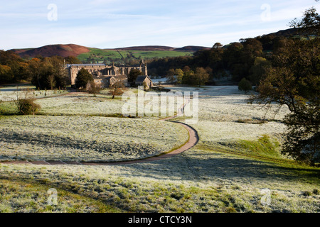 Bolton Abbey, Wharfedale, North Yorkshire Dales National Park - Stock Photo