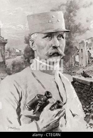 Henri Philippe Benoni Omer Joseph Pétain, 1856 – 1951, aka Philippe Pétain or Marshal Pétain. - Stock Photo
