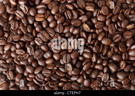 A wallpaper coffee background - Stock Photo