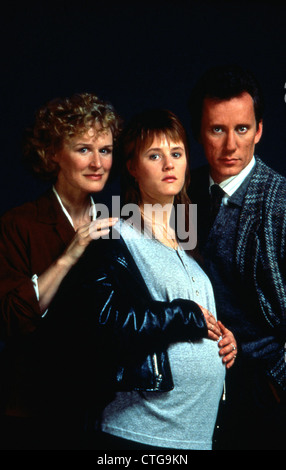 IMMEDIATE FAMILY (1989) GLENN CLOSE, MARY STUART MASTERSON, JAMES WOODS JONATHAN KAPLAN (DIR) 006 MOVIESTORE COLLECTION - Stock Photo