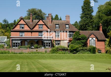 Hergest Croft Gardens, Kington, Herefordshire - Stock Photo