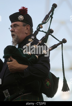 Bagpipes - Stock Photo