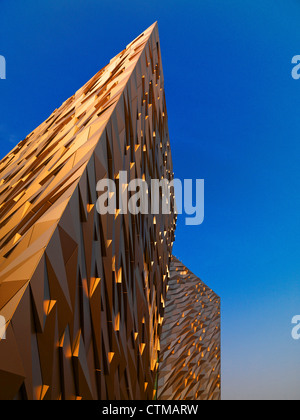 Titanic Belfast - Stock Photo