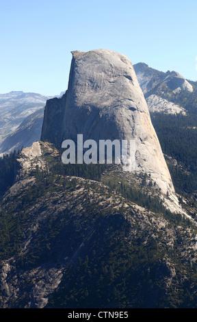 Yosemite National Park: Half Dome - Stock Photo