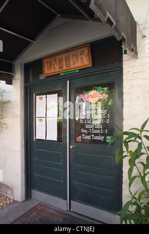The Floridian Restaurant Cordova Street St Augustine Fl