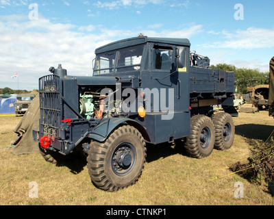 Scammell Explorer (1955) GB - Stock Photo