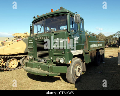 Scammell Crusader, Heavy Recovery - Stock Photo