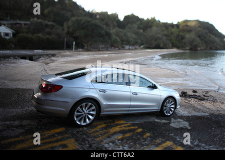 Volkswagen CC Custom Coupe - Stock Photo