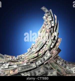 Money concept - Stock Photo