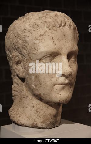 Roman Emperor Caligula - Stock Photo