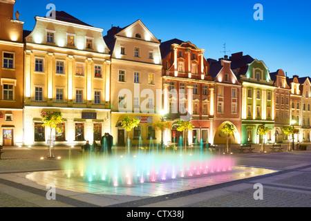 Boleslawiec, Lower Silesian Voivodeship in southwestern Poland, Poland, Europe - Stock Photo