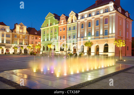 Boleslawiec, Lower Silesian Voivodeship in southwestern Poland, Poland, Europe - Stock Photo