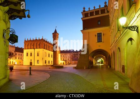 Tarnow, The Old Town, Poland, Europe - Stock Photo