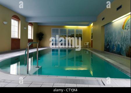 Spa in Hotel du Commerce, 2 rue de Marnach, L-9709 Clervaux Stock ...