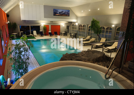 Spa of Hotel International / Le Clervaux in Clervaux Luxembourg ...