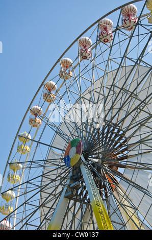 farris wheel - Stock Photo