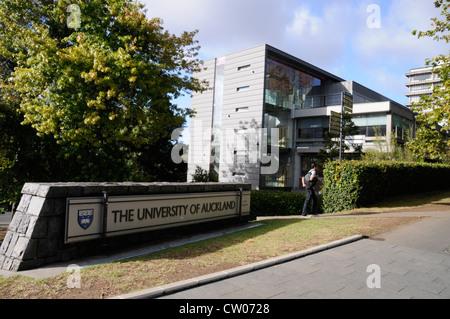 Auckland University in Auckland,New Zealand Stock Photo