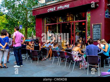 Caf Rue St Lambert